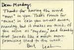 Dear Monday My day